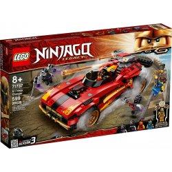 LEGO 71737 Ninjaścigacz X-1