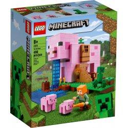 LEGO 21170 Dom w kształcie świni