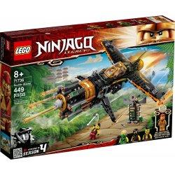 LEGO 71736 Boulder Blaster