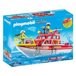 playmobil 70147 Łódź Ratownicza Straży Pożarnej