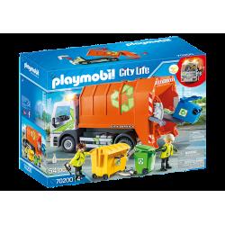playmobil 70200 Śmieciarka