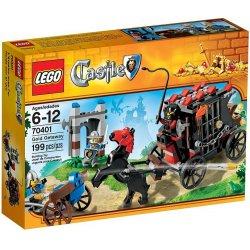 LEGO 70401 Ucieczka ze złotem