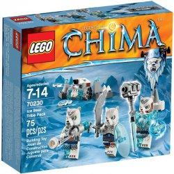 LEGO 70230 Plemię lodowych niedźwiedzi