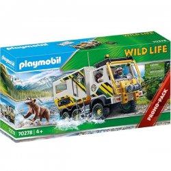 playmobil 70278 Pojazd na wyprawy badawcze