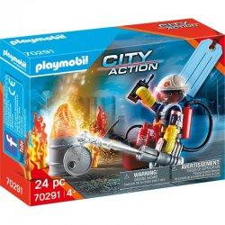 playmobil 70291 Zestaw upominkowy Straż pożarna