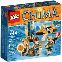 LEGO 70229 Lion Tribe Pack