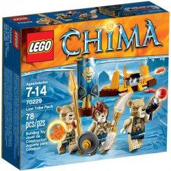 LEGO 70229 Plemię Lwów