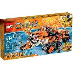 LEGO 70224 Lotny oddział Tigera