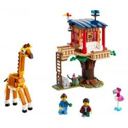 LEGO 31116 Safari Wildlife Tree House
