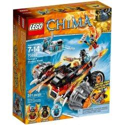 LEGO 70222 Pojazd Tormaka