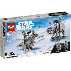 LEGO 75298 AT-AT vs. Tauntaun Microfighters