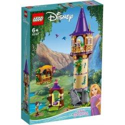 LEGO 43187 Rapunzel's Tower