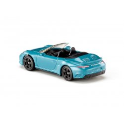 Siku Super: Seria 15 -Porsche 911 Turbo S Cabriolet 1523
