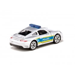 Siku Super: Seria 15 Porsche 911 Policja autostradowa 1528