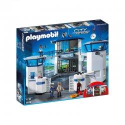 playmobil 6919 Komisariat policji z więzieniem