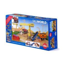 Siku World: Wykop pod fundament Plac budowy 5701