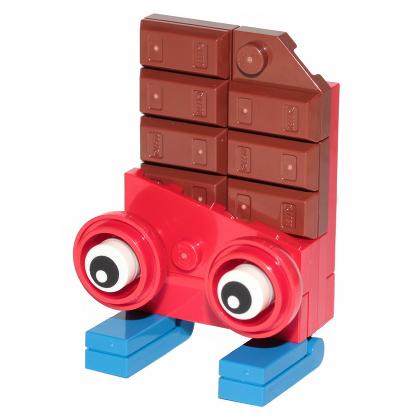 lego TLM128 Chocolate