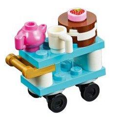 lego DOD-8 Wózek z kawą i słodyczami