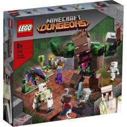 LEGO 21176 Postrach Dżungli