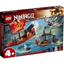 LEGO 71749 Ostatni lot Perły Przeznaczenia
