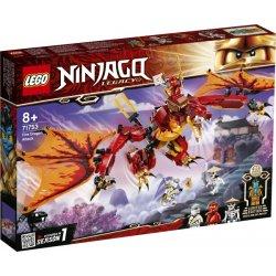 LEGO 71753 Atak smoka ognia