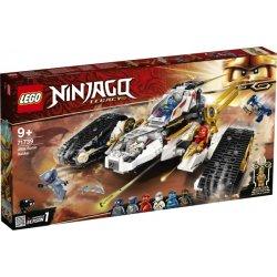 LEGO 71739 Pojazd ultradźwiękowy