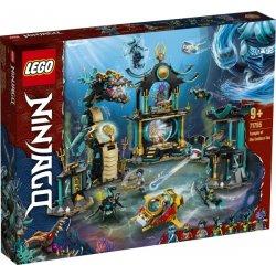 LEGO 71755 Świątynia Bezkresnego Morza