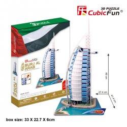 Puzzle 3D Burjal Arab
