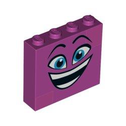 52096 Klocek / Brick 1x4x3, No. 1
