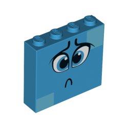 Part 52099 Brick 1x4x3, No. 4