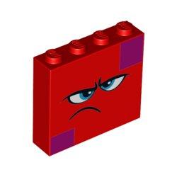 Part 52097 Brick 1x4x3, No. 2