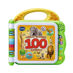 VTech Wielki słownik zwierząt 61457