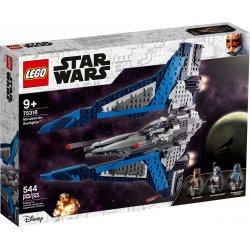 LEGO 75316 Mandaloriański myśliwiec