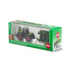 Siku Super: Seria 18 - Traktor z siewnikiem Amazone 1826