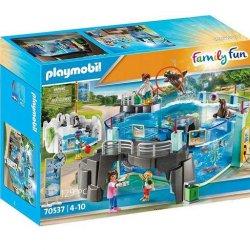 Playmobil 70537 Oceanarium Z Basenem