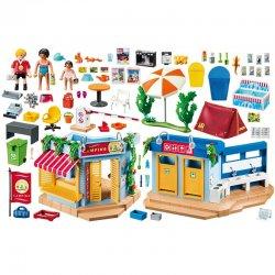 Playmobil 70087 Duży plac kempingowy