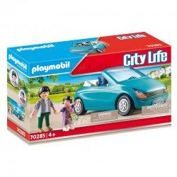 Playmobil 70285 Tata i dziecko w kabriolecie