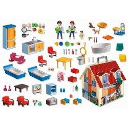 Playmobil 5167 Przenośny Domek dla Lalek