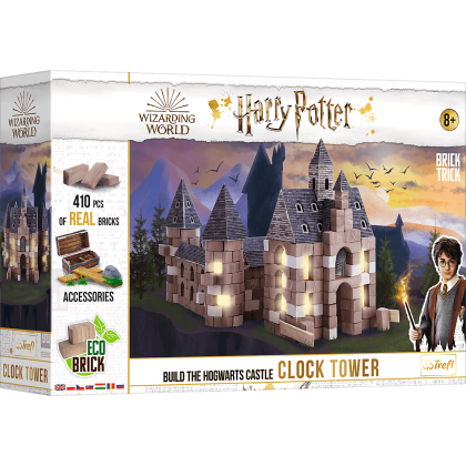 BRICK TRICK Harry Potter Wieża Zegarowa 61563