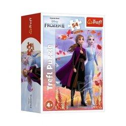 Puzzle Mini 54el. Kraina Lodu - Frozen II 19639