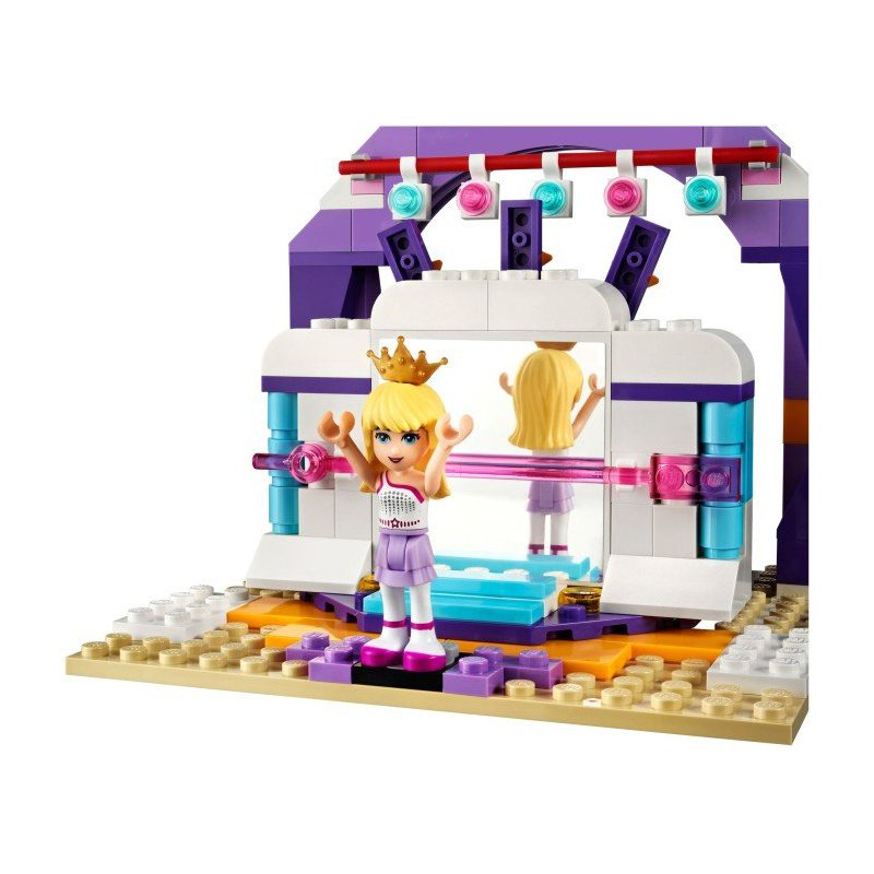 Lego 41004 Rehearsal Stage, LEGO® Sets Friends - MojeKlocki24