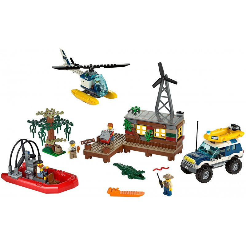 Lego How To Build Robber Hideout