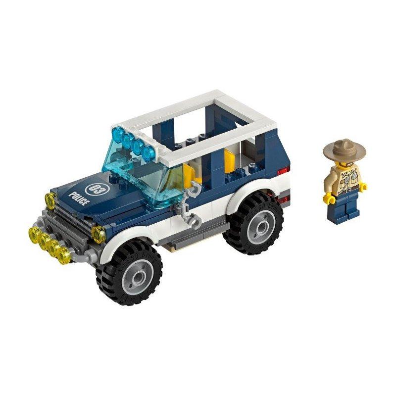 Lego 60069 Posterunek Wodnej Policji Klocki Lego City Mojeklocki24