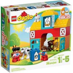 LEGO DUPLO 10617 Moja pierwsza farma