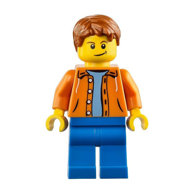 Lego 60057 Camper Van Lego Sets City Mojeklocki24