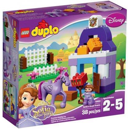 Lego 10594 Sofia The First Royal Stable Lego Sets Duplo Mojeklocki24