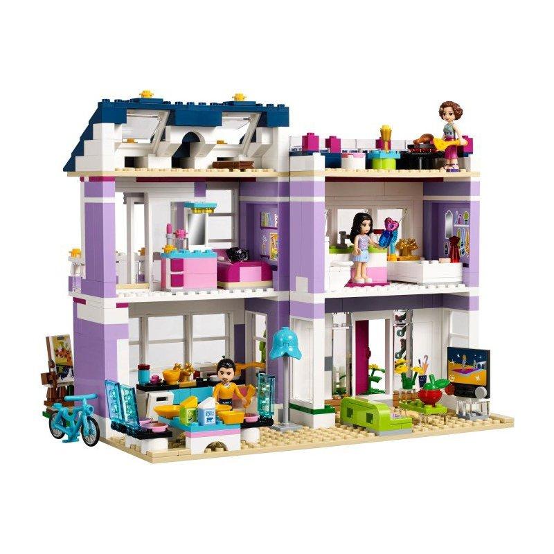 Lego 41095 Dom Emmy Klocki Lego Friends Mojeklocki24