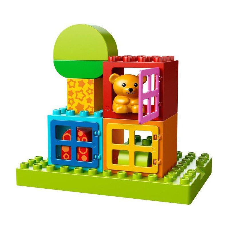 Lego 10553 Kreatywny Domek Lego 174 Sets Duplo Mojeklocki24