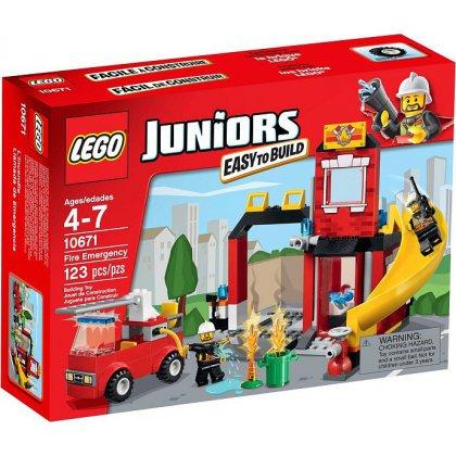 LEGO 10671 Alarm pożarowy