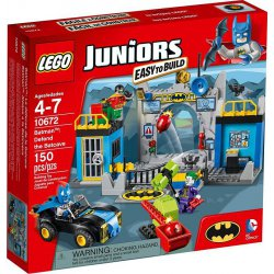 LEGO 10672 Batman Obrona jaskini